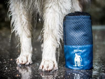 Getestet | Wet Pet Hundehandtuch